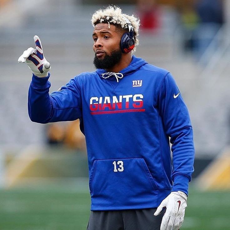 odell single men Giants head coach pat shurmur said it's possible wr odell beckham jr will be fully cleared to participate in the team's mandatory minicamp next week, per sny's.