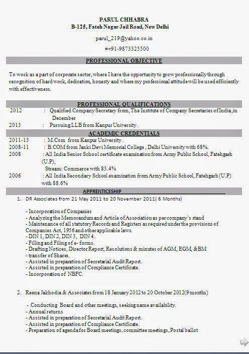 curriculum vitae em pdf Sample Template Example ofExcellent - professional objective