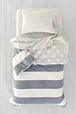 4040 Locust American Flag Twin XL Bed-In-A-Bag Snooze Set