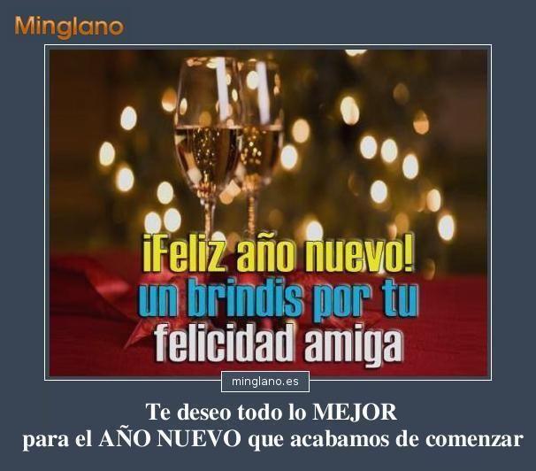 Palabras dulces para felicitar el a o nuevo a una persona - Frases originales para felicitar el ano nuevo ...