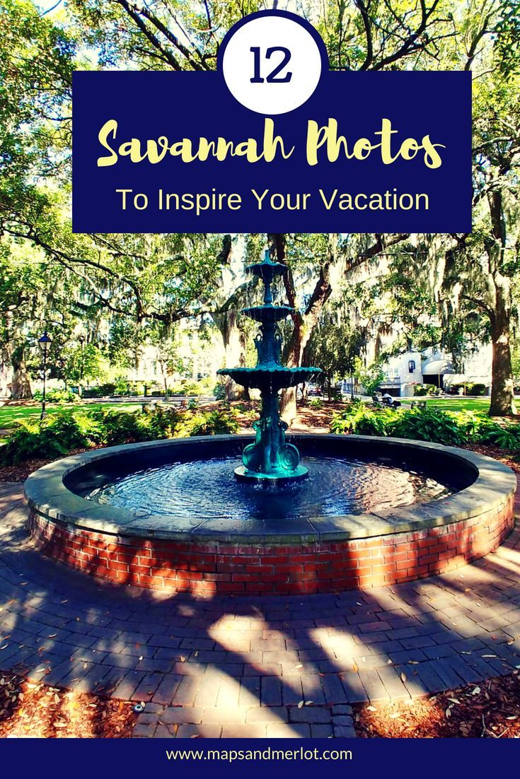 12 Top Photo Spots In Savannah Georgia With Images Travel Photography Instagram Places Savannah Chat