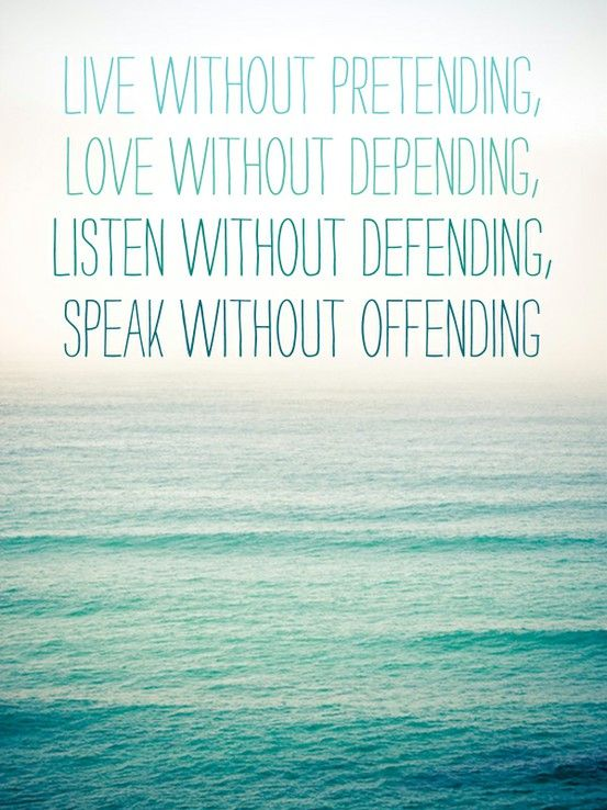 """I would have a hard time with ...speak without offending...""""FILTER"""" need to remember that word..."""