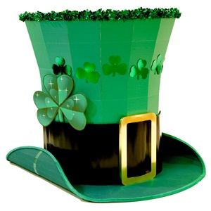 Wearin' o' the Green Top Hat Parade Float Kit