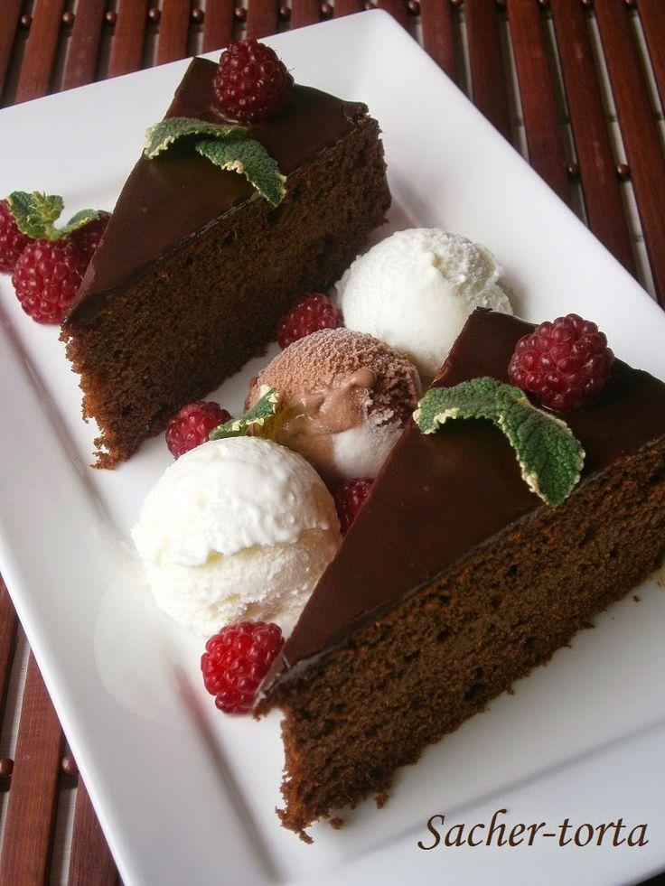 Hankka: Sacher-torta