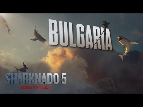 SHARKNADO 5 | (August 2017) Behind the Sharks: Bulgaria - Go behind the scenes with the cast and crew of Sharknado 5: Global Swarming and see what happens when the franchise goes international. | SYFY