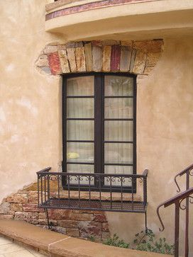 Bronze Clad Windows and Doors mediterranean-windows
