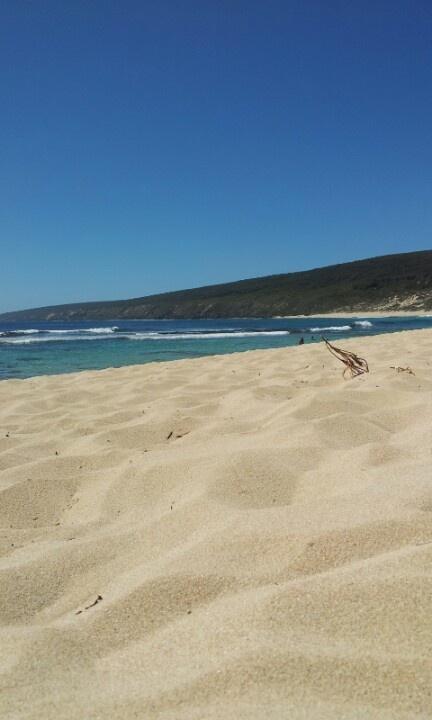Yallingup beach WA