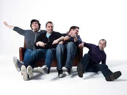 Impractical Jokers- This show makes my cheeks hurt from laughing!