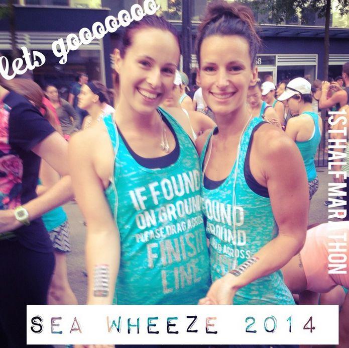 lululemon half marathon seawheeze