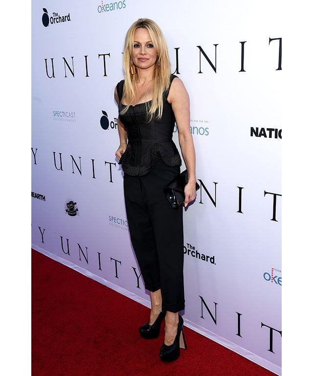 Model mayhem: 20 celebrities turned animal rights activists. Pamela Anderson