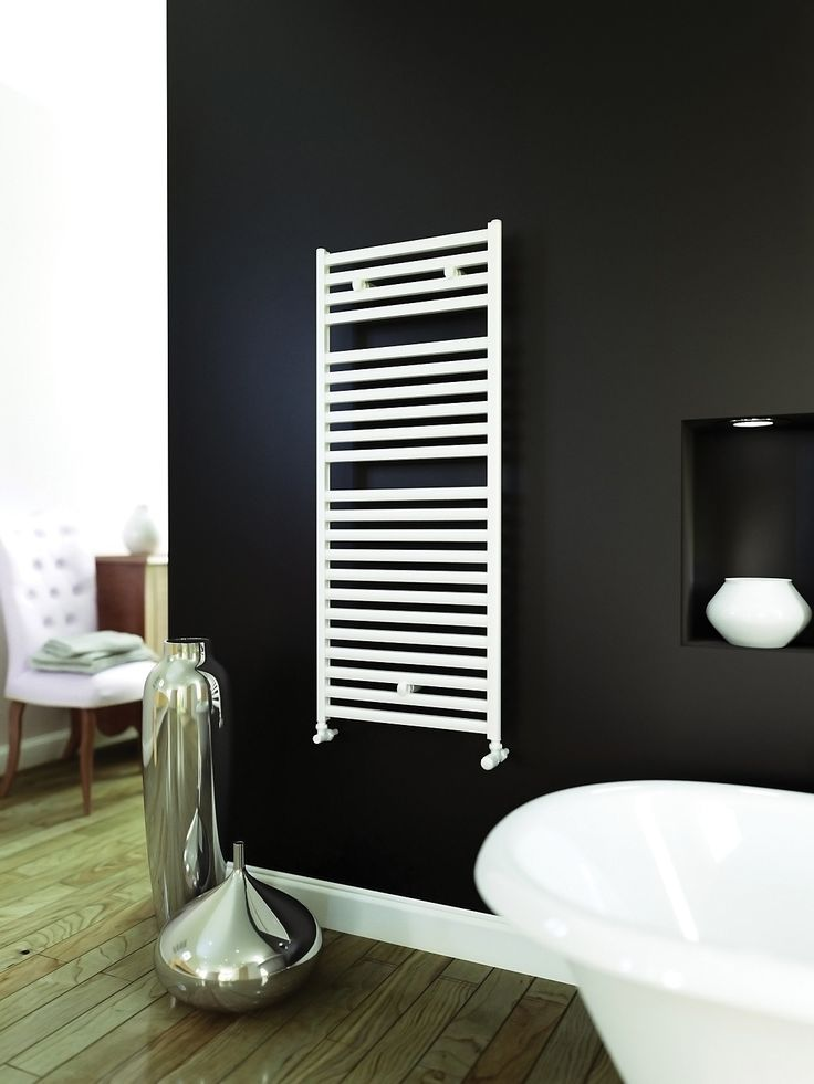 Aluminium towel rails, stylish and efficient.  Call Simply Radiators on 0208 884 3369 for more info.