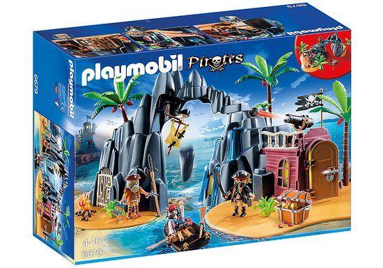 Playmobil Piratenhol - 6679