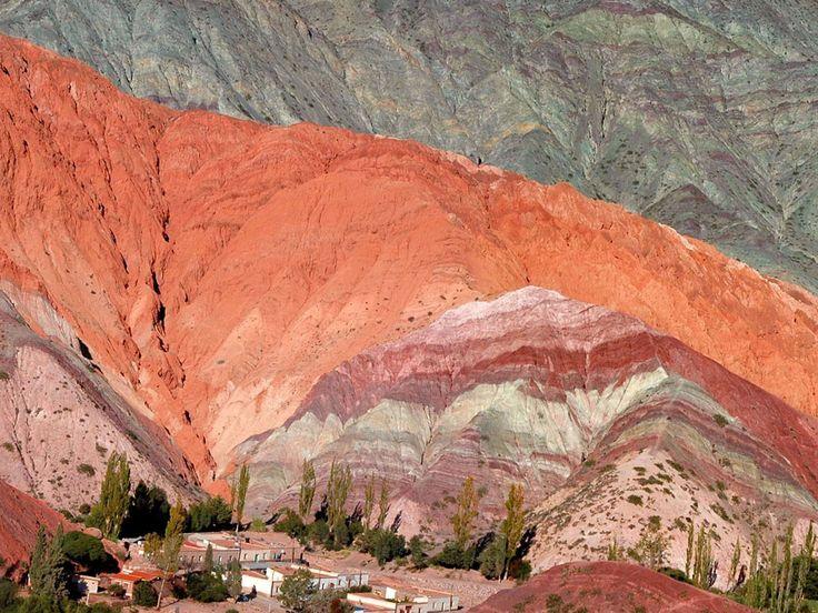 Cerro de los 7 colores, Jujuy -  Argentina