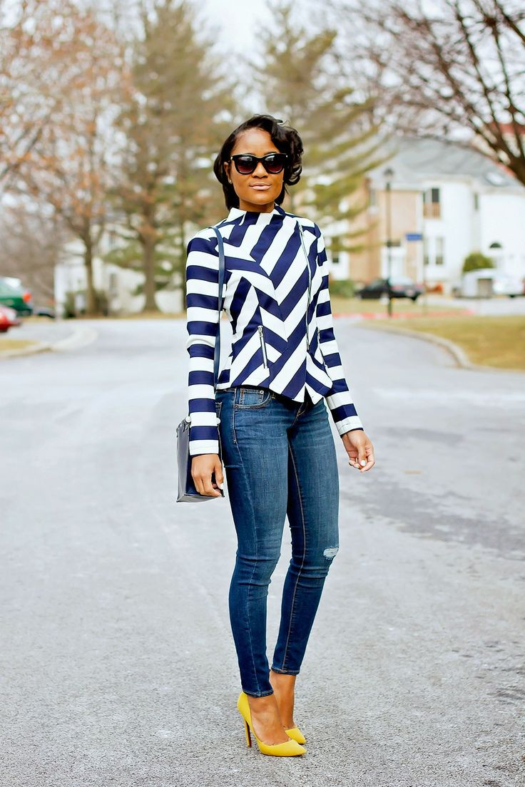 How To Style Prints With An Opposite Color