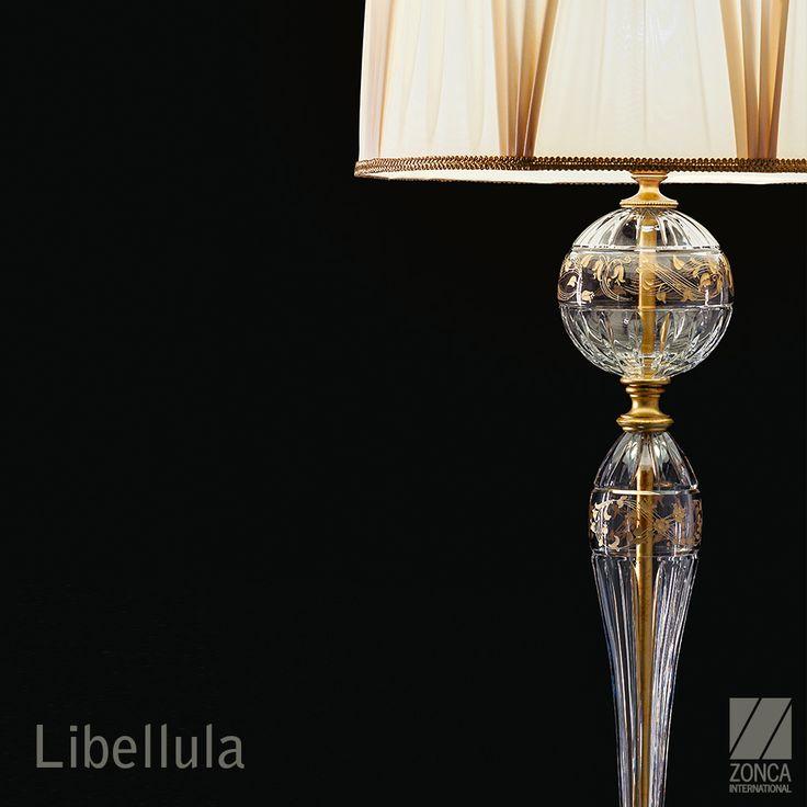 Libellula Classic Floor Lamp - #zonca #zoncalighting