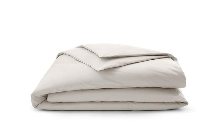 Classic Duvet Cover in Sand by Broolinen