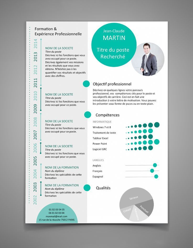 Pin By Galin Ginev On Pin Anything As Many As You Can Cv Design Graphic Resume Creative Cvs