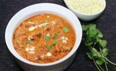 Healthy Butter Chicken Recipe - Dinner