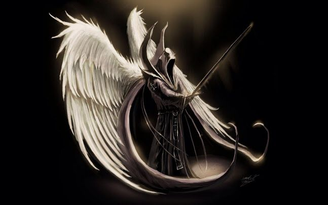 """""""Even angels must bear arms and be willing to fight."""""""