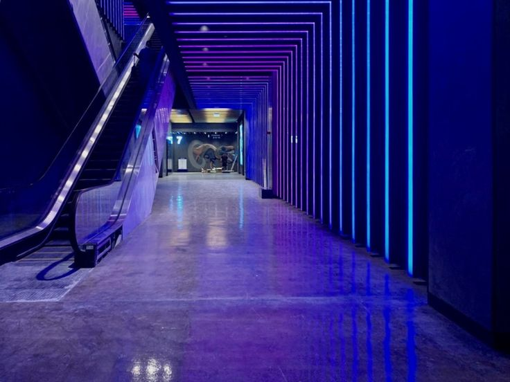 Muvi Cinema At Al Nehkeel Mall Dammam Saudi Arabia In 2021 Cinema Design Dammam Cinema