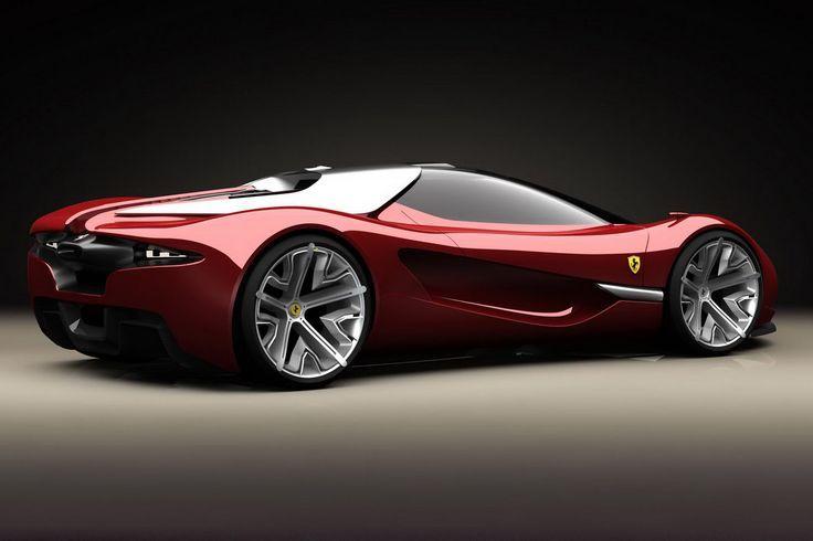 Ferrari World Design Contest Finalist Samir Sadikhov's Xezri Supercar Concept