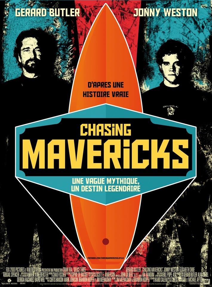 Chasing Mavericks > Site officiel VF - Un film de Curtis Hanson et Michael Apted avec Gerard Butler, Abigail Spencer, Leven Rambin, Elisabeth Shue