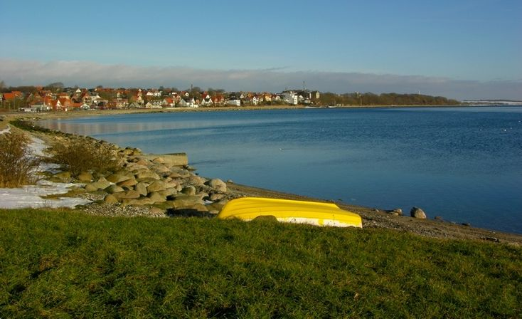 Thisted in the Danish northwest