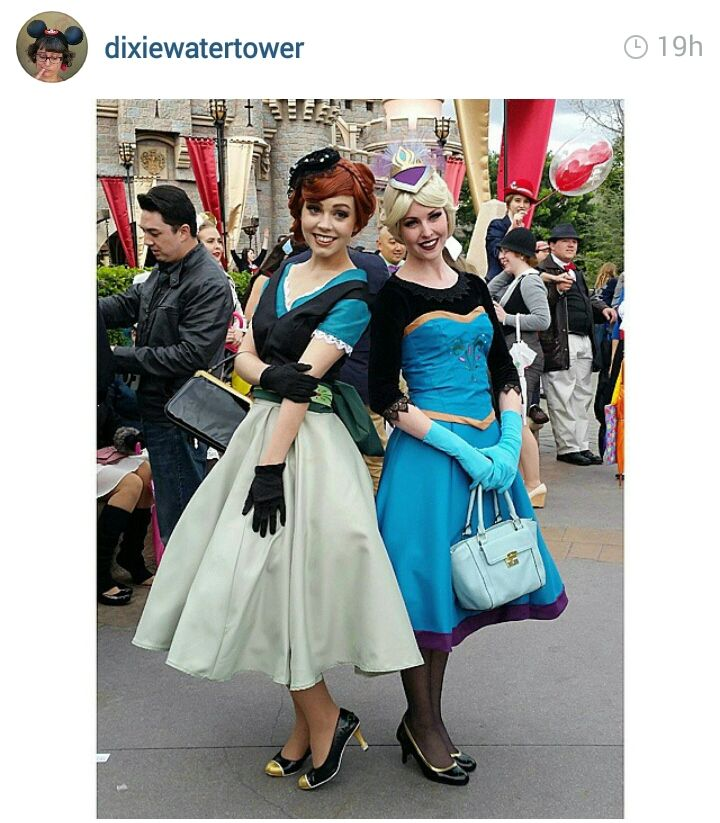 The 10 Most Adorable Looks From Dapper Day | Just A Disney Nerd