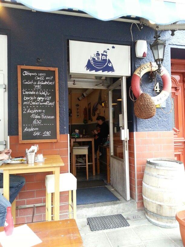 Fischfabrik restaurant Berlin