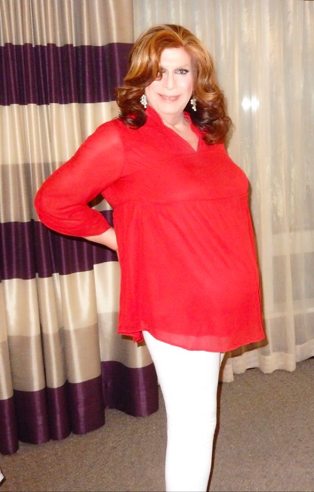 Pin by Gina Conners on Pregnant Crossdressers | Crossdressers