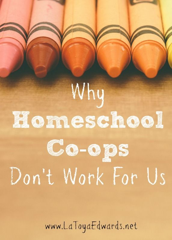Co-ops are great but not for everyone. I'm sharing why we don't participate in a homeschool co-op.