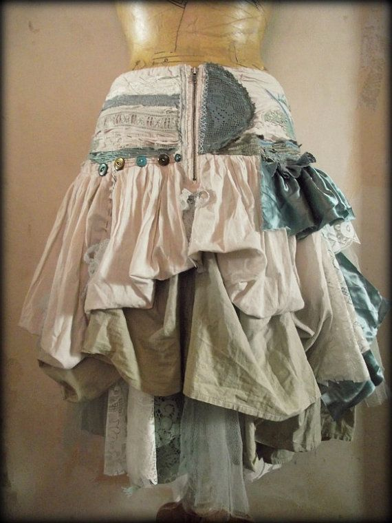 Seafoam skirt by NaturallyBohemian on Etsy,-LOVE this skirt!!!