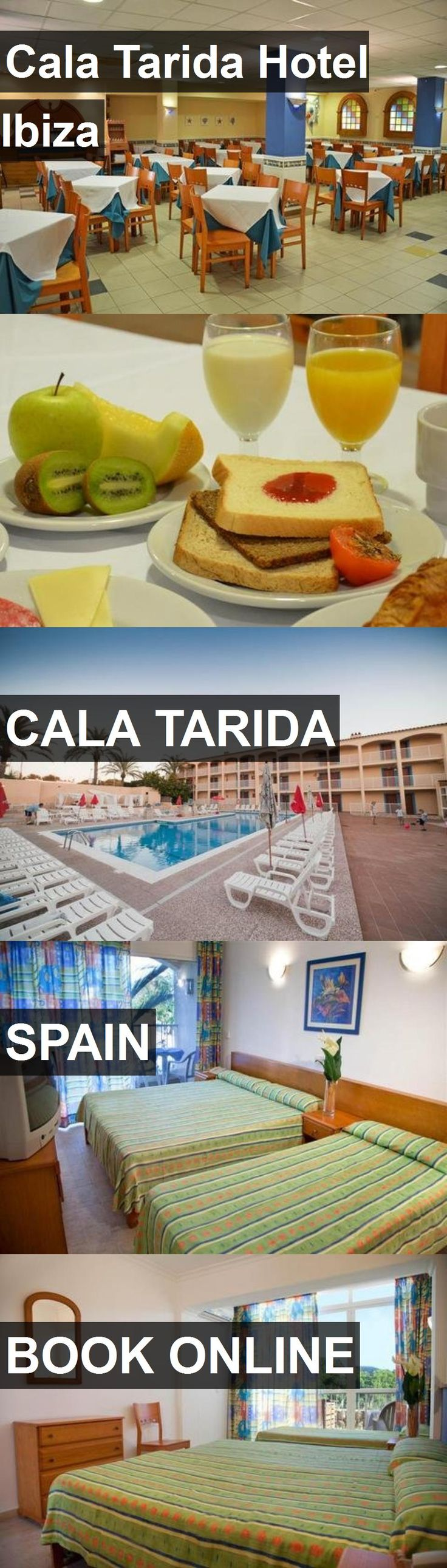 Hotel Cala Tarida Hotel Ibiza in Cala Tarida, Spain. For more information, photos, reviews and best prices please follow the link. #Spain #CalaTarida #CalaTaridaHotelIbiza #hotel #travel #vacation