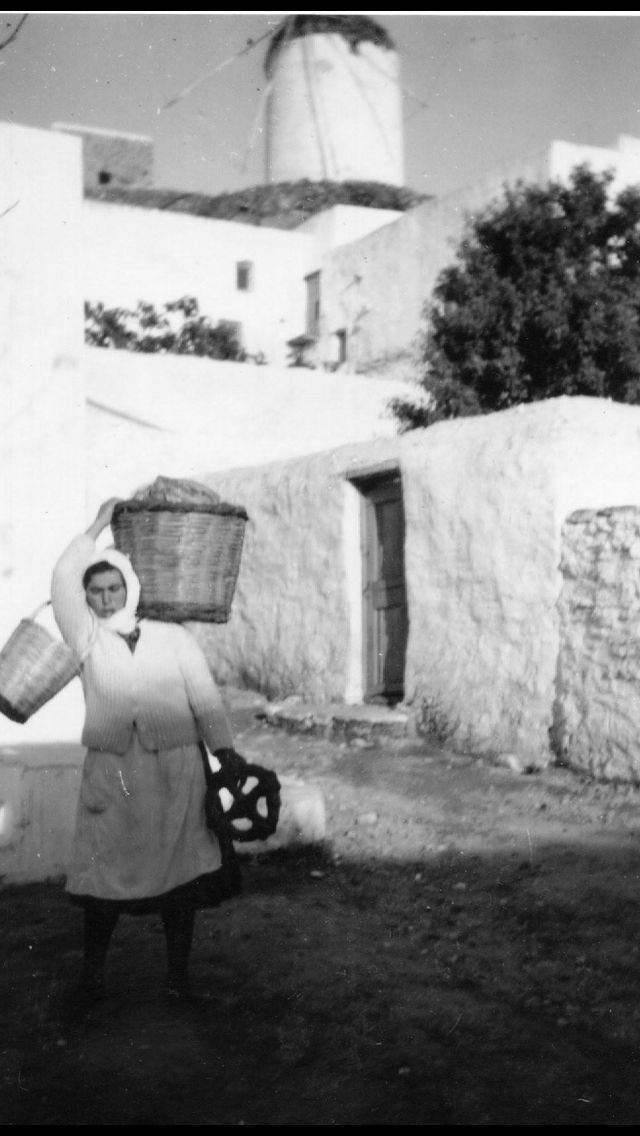 #Mykonos at the #Old #times ,#authentic !