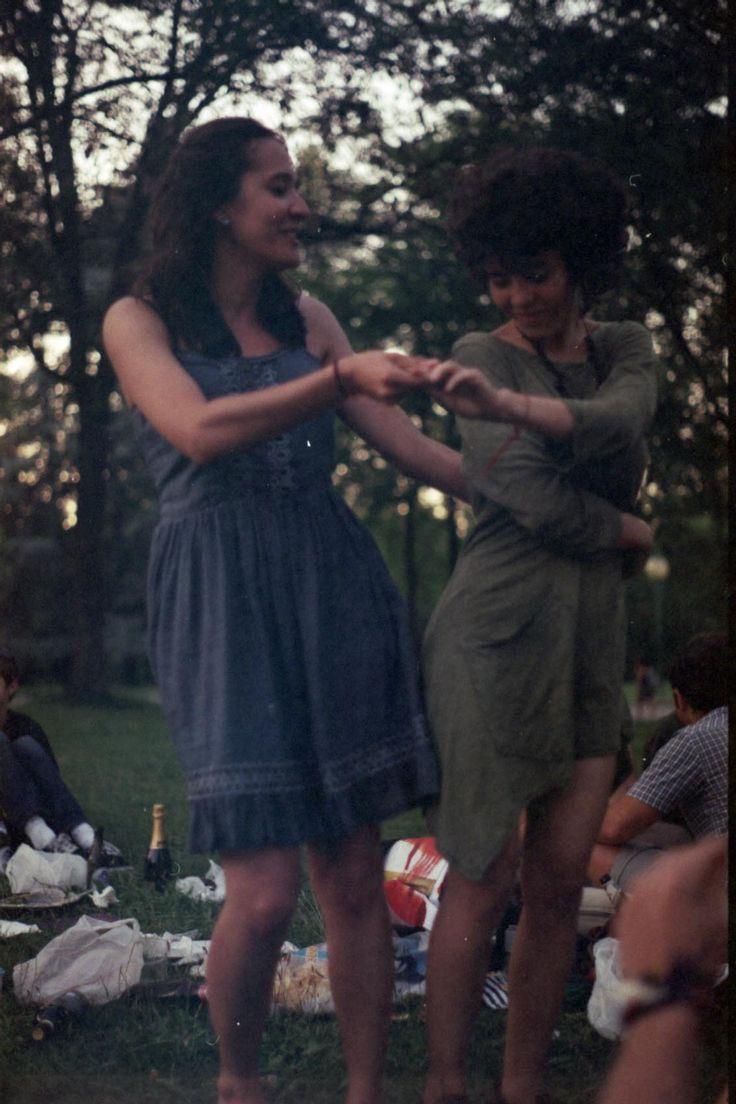Leticia e Marta, mamma mia