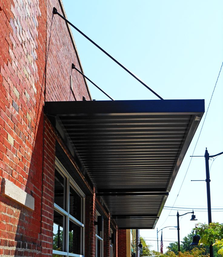 Canopy Apartments: Architectural Canopies/Awnings
