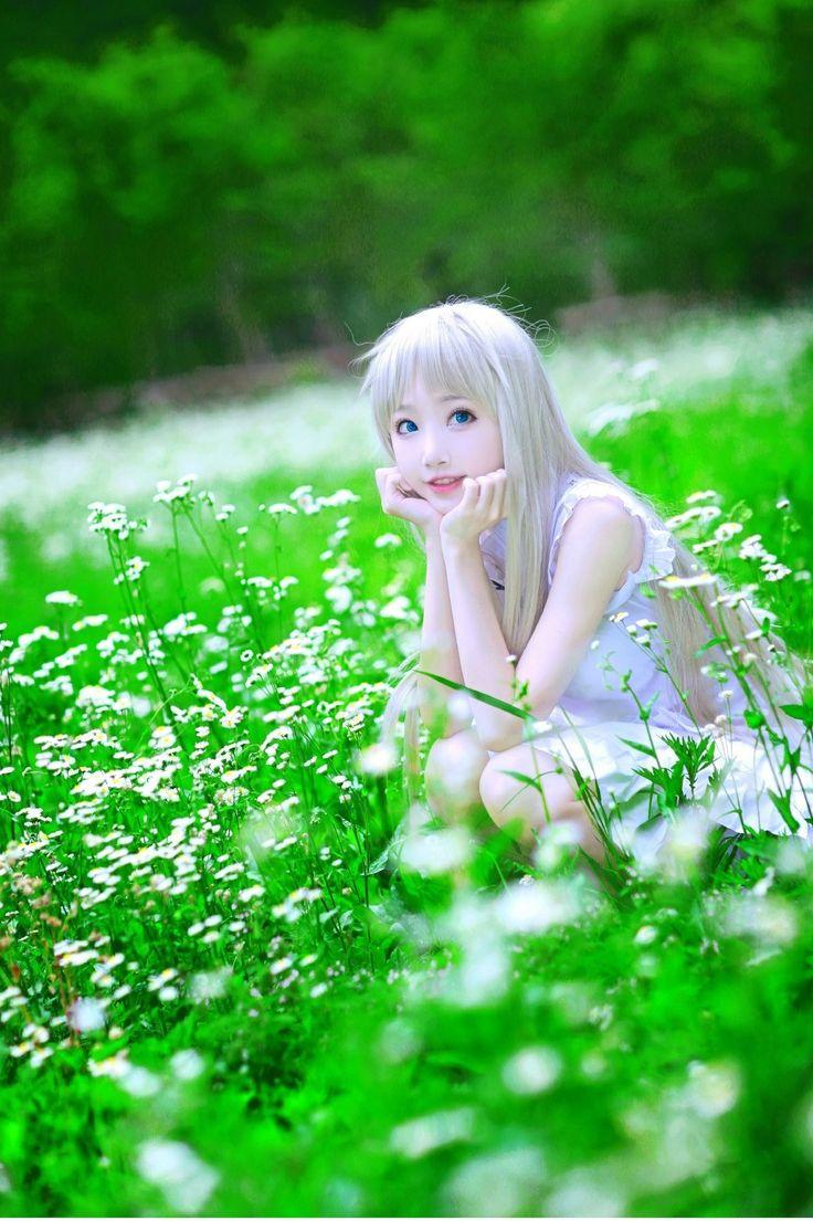 Meiko Menma Anime: #Honma #Anohana #The Flower We Saw That Day