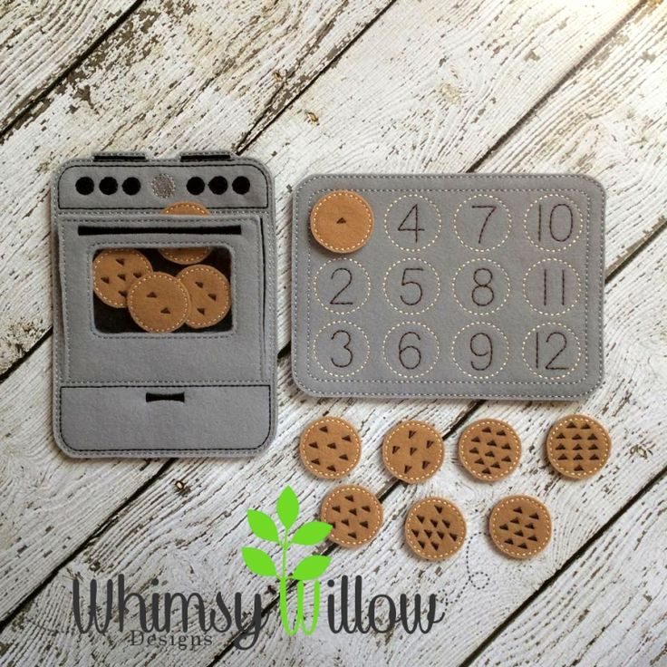 ITH Oven Number Matching Game. Comes in 5×7, 6×10, and 7