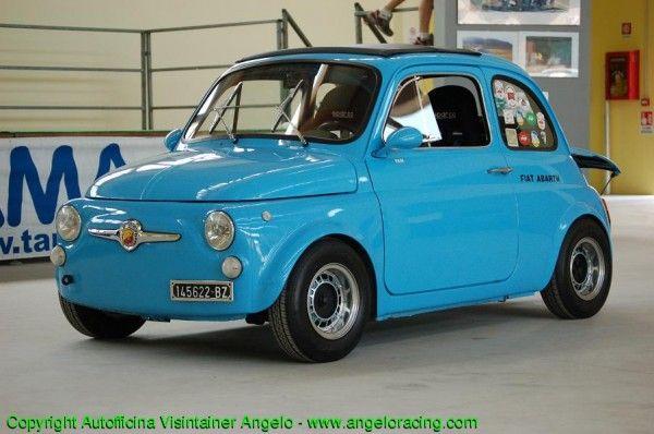FIAT 500 REPLICA ABARTH