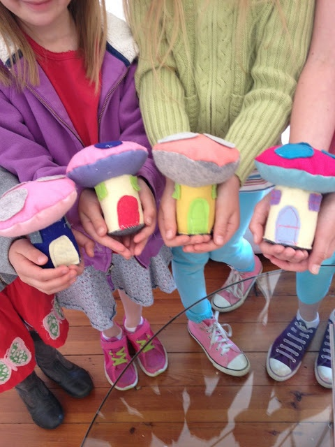 great kids' sewing projects