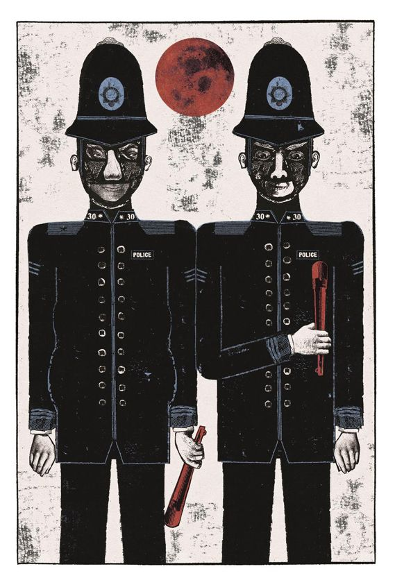 Creative Review - Ben Jones illustrates a beautiful new edition of A Clockwork Orange, published by The Folio Society