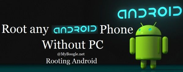 How to root any android device manually without Pc/computer