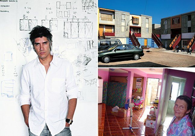 """Há alguns anos, os vencedores do Pritzker, o maior prêmio da arquitetura mundial, costumavam ser notados por obras de tamanho colossal, cheias de detalhes luxuosos. Desde 2014, porém, os premiados são aqueles cujos trabalhos se ligam à chamada """"arquitetura cidadã"""". É o caso de Alejandro Aravena, vencedor do Pritzker em 2016. O chileno, de 48 anos, se destacou na última década por projetos de habitação social e por obras para a recuperação de cidades atingidas por desastres naturais. Seu…"""