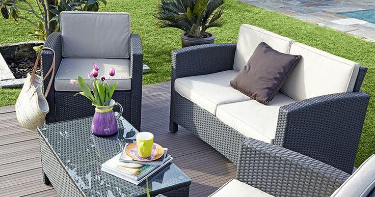 Las 25 mejores ideas sobre conjuntos de jardin en - Colchones hinchables leroy merlin ...
