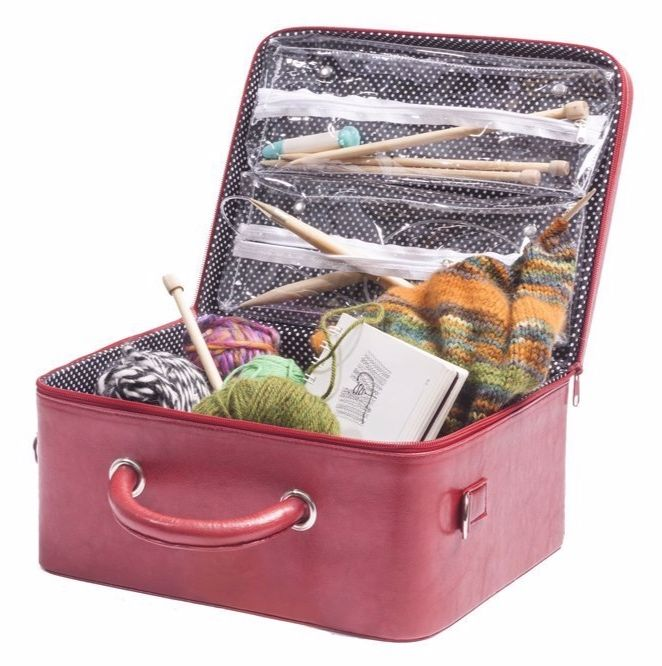Knitting Bags And Organizers