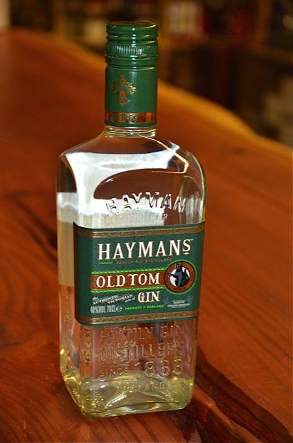 hayman's old tom gin bottle - Google Search