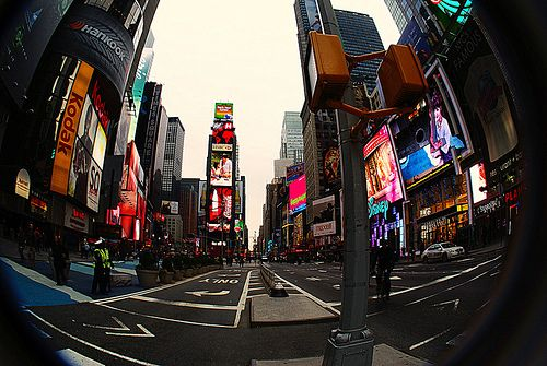 The city streets <3