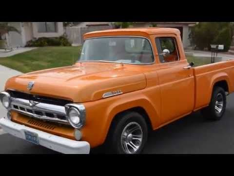 1957 Ford F100 for Sale!