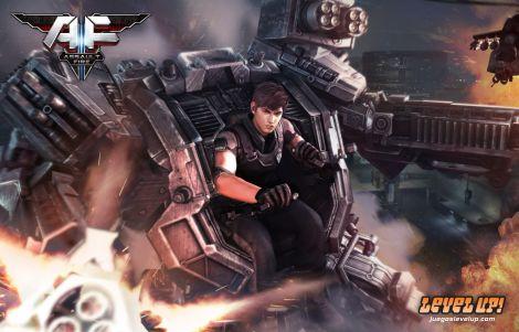 Level Up! Games presenta Assault Fire para Hispanoamérica