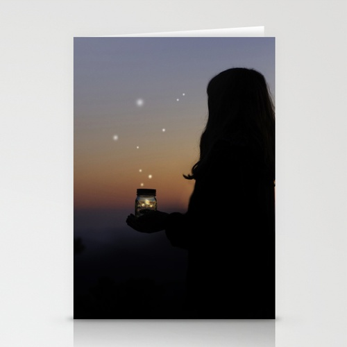 some say fireflies.....I SAY LIGHTIN BUGS